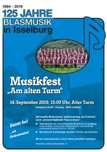 """Musikfest """"Am alten Turm"""""""