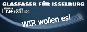 Glasfaser für Isselburg