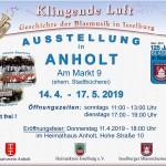 """Ausstellung """"Klingende Luft"""""""