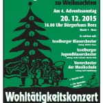 Weihnachtskonzert 2015